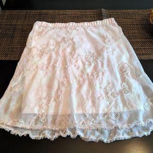 Sophie Max NWT skirt pastel